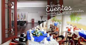 Salón de eventos Cali